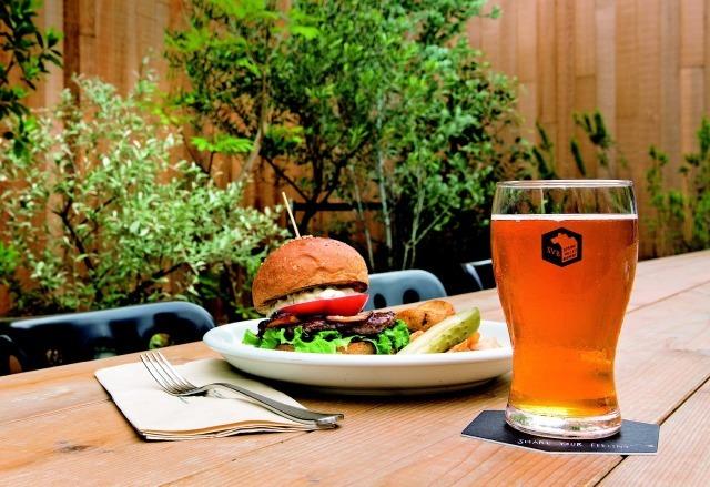 """真夏の暑さは""""麦酒""""で解消。『SPRING VALLEY BREWERY東京(スプリングバレーブルワリー)』東京"""