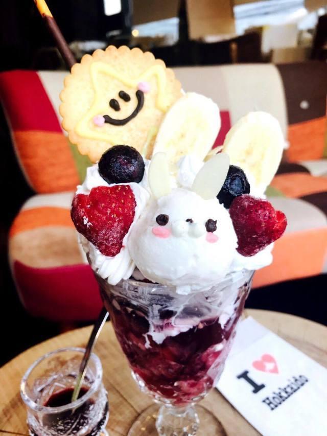 オーダーメイド幸福パフェ。『SweetsBar Melty100g』東京