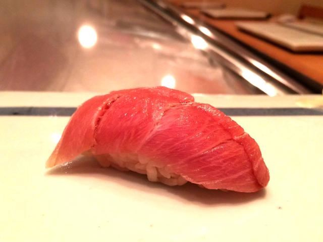 徳得寿司屋。『五徳(ゴトク) 』東京