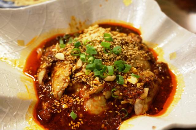 大汗かきながら食べる庶民的四川料理『四川DINING 望蜀瀘(ボウショクロ)』東京