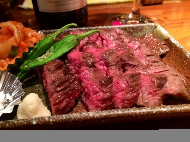 毎朝、品川で仕入れる肉が最高『新宿・のみや 新宿三丁目』東京