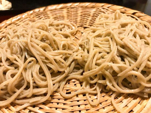 3位 57歳から始まった一球入魂蕎麦。『紫仙庵(シセンアン)』東京