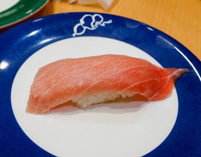 鮮度の良い魚を使った回転寿司の人気店【ひょうたんの回転寿司】