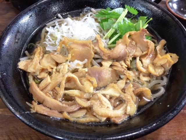 銀座駅近で安ウマの蕎麦!『山形田』