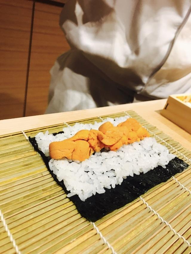 野菜の美味しい寿司店。【鮨しのぶ】