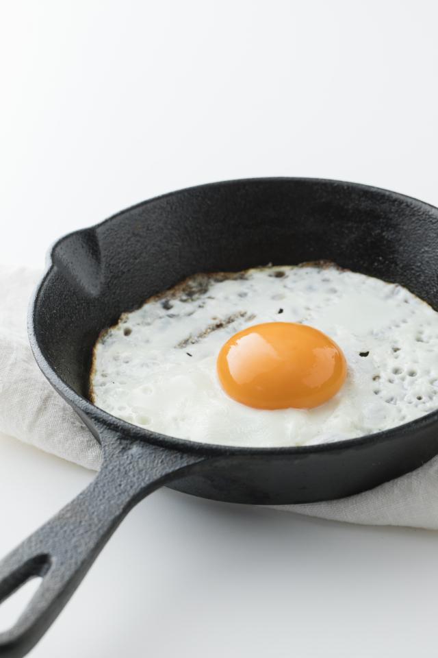 とにかく「卵」が好きなんです!