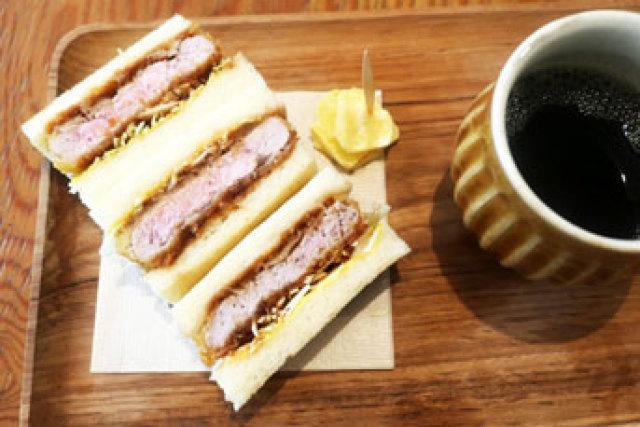 絶品カツサンドを食べられる喫茶【p's coffee ing.(ピーズコーヒー)】