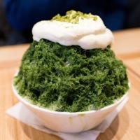 寒い季節でも絶対に食べたい!全国の絶品抹茶かき氷3選!