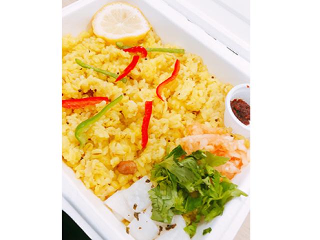 【Lemon Rice Tokyo(レモンライストウキョウ)】テイクアウト専門の抜群に旨いカレー