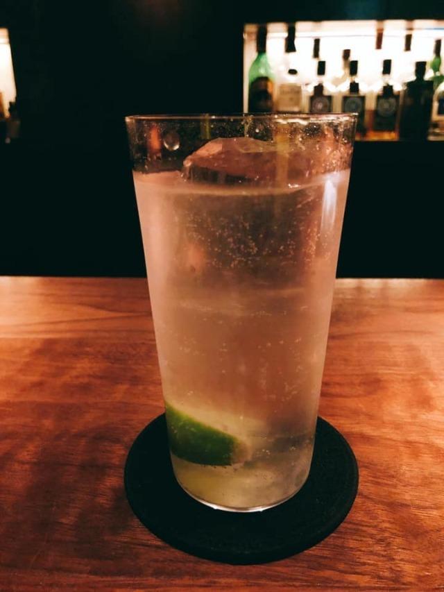 【Bar Silvius(バー シルヴィウス)】東京でジン飲むならここ!
