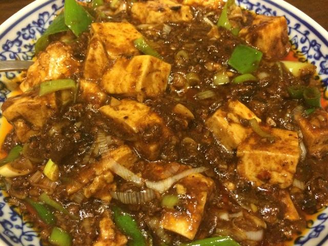 麻婆豆腐が美味しい福島「中国菜 OIL」