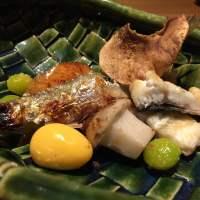 技!の料理が出てくる極和食のお店「澤いち」