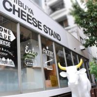 ふらっとカフェに行くような感覚で食べるフレッシュチーズのインパクト!