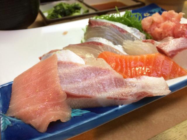さかな亭:旨い魚を何も言わず、食うべし。