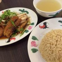【シンガポール】もう一度食べたいチキンとチキンライスのお店
