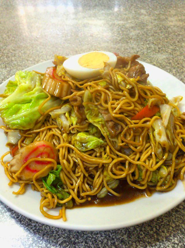 これぞ下町の中華料理!:来々軒